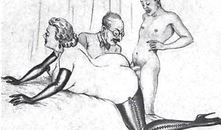 Kali James masturbiert vor echte private pornos einem Typen und macht ihn zum Sex an