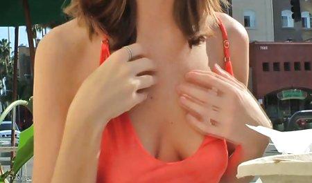 Lucy Tyler bekommt einen gebogenen amatuer sexfilme Schwanz