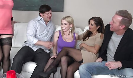 Der Amerikaner Kali James hat Sex private pornofilme mit einem Fremden
