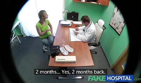 Die Krankenschwester weiß, wie man Patienten österreichische privat pornos behandelt